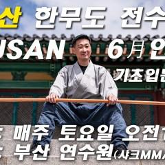6월 부산 전수회